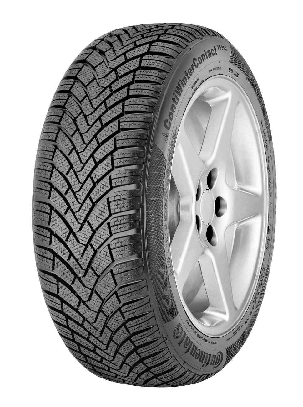 275/40 R20 [106] V Conti Winter Contact Winter TS850P XL FR - CONTINENTAL