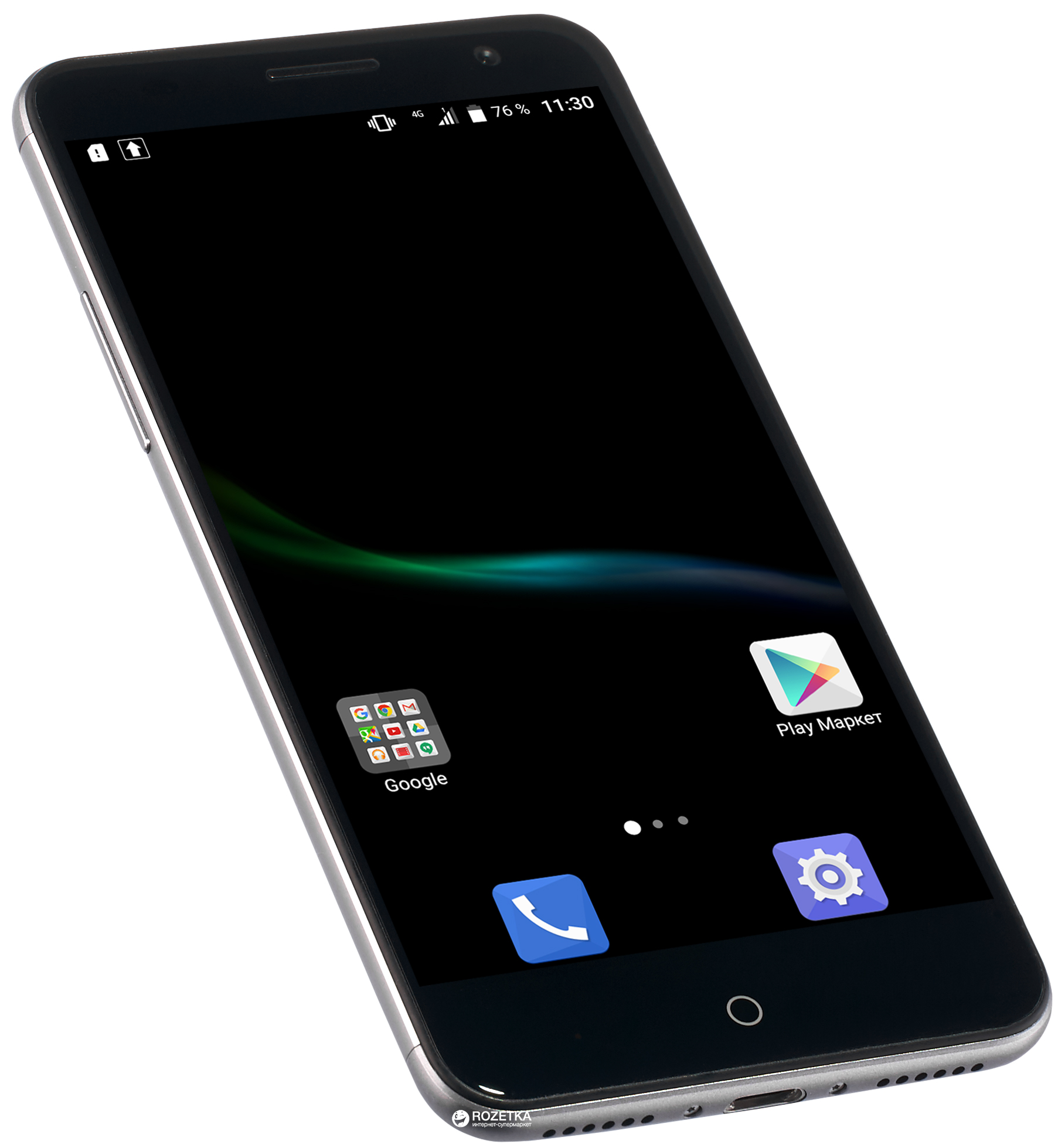 it's zte v7 grey that will use