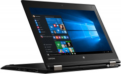 Ноутбук Lenovo ThinkPad Yoga 460 (20EL0015RT) Black (901) - Уценка