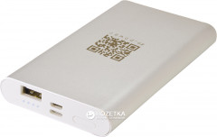 УМБ E-Power Power Bank PB-308-SLV 8000 mAh Silver (БП000092795) (449441) - Уценка