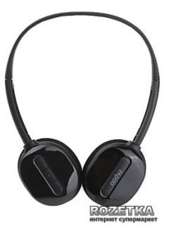 Наушники Rapoo Wireless Stereo Headset H1030 Black (3271030000034) - Уценка