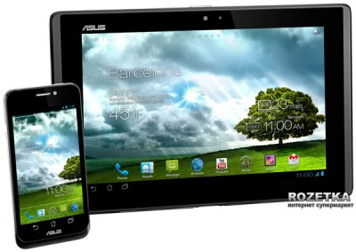 Asus PadFone A66 PS 32GB (A66-1A088WWE) Brown