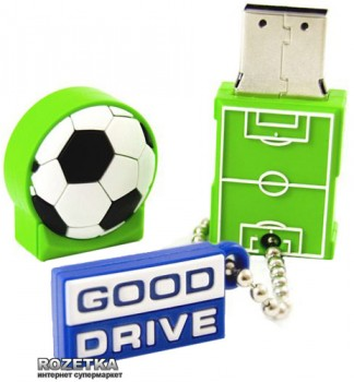 Goodram USB 16GB Goodrive Sport Football (PD16GH2GRFBR9)