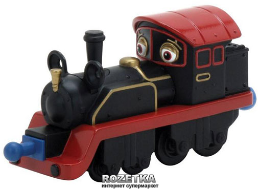 Паравозик Chuggington Die-Cast Локомотив Зефи LC54008