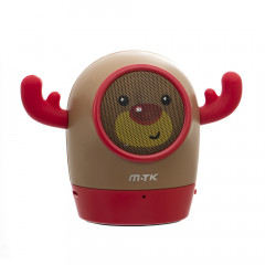 Bluetooth Speaker MTK K3596 Brown (K3596)