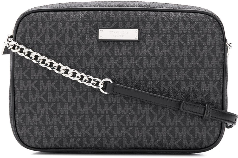 Сумка Michael Kors Jet Set Travel Large 32S7SJSC7B001 Черная 41f1dd79dbe