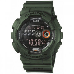 Часы CASIO GD-100MS-3ER