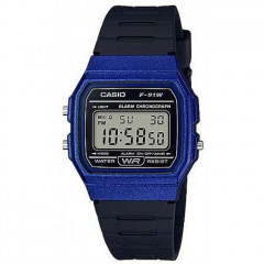 Часы CASIO F-91WM-2ADF