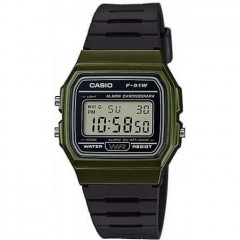Часы CASIO F-91WM-3ADF