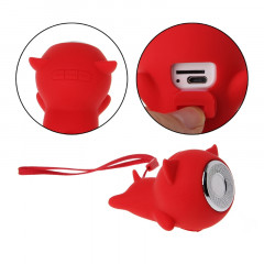 Bluetooth колонки Semetor Cat Baby Speaker IPX5 S-616 Red