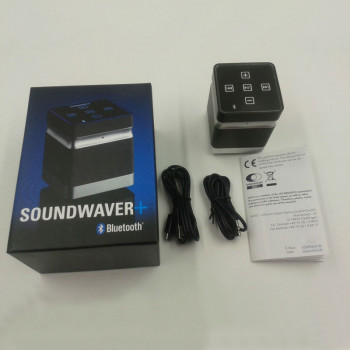 Bluetooth колонка Soundwaver+ Adin (Black)