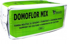 Торфяной субстрат DOMOFLOR MIX 3 (Домофлор Микс), фракция 0-5 мм 250 л (44.0082)