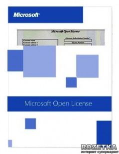 Офисное приложение Microsoft Office for Mac Standard Single Language License & SA Pack OLP NL (3YF-00090)