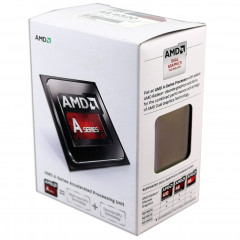 Процессор AMD A4-7300 X2 3.8GHz/1MB Soket FM2 (AD7300OKHLBOX) sFM2 BOX
