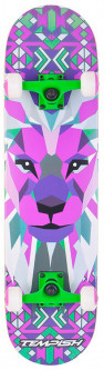 Скейтборд Tempish Lion Purple (106000043/Purple)