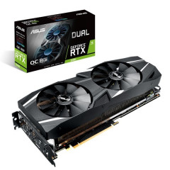 PCIeX: RTX 2080 Dual Advanced Edition Nv (DUAL-RTX2080-A8G)