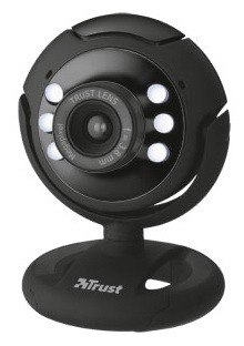 Trust SpotLight Webcam Pro Black (16428)