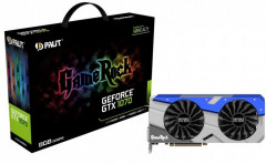 GeForce GTX1070 8192Mb Palit GameRock (NE51070T15P2-1041G)