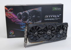 PCIeX: RTX 2080 Rog Strix Overclocked Nv (STRIX-RTX2080-O8G-GAMING)