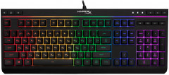 Клавиатура проводная HyperX Alloy Core RGB Membrane Gaming USB Black (HX-KB5ME2-RU)