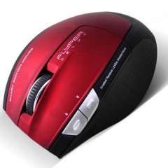 Мышь Flyper Deluxe FDS-51 Wireless USB Red/Black