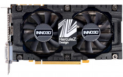 INNO3D PCI-Ex GeForce GTX 1070 Ti Twin X2 V2 8GB GDDR5 (256bit) (1607/8000) (2 x DVI, HDMI, DisplayPort) (N107T-2SDN-P5DS)