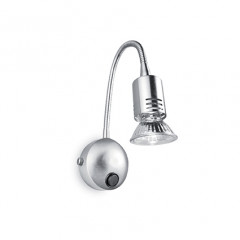 Бра Ideal Lux Flex Ap1 Nickel (006161)