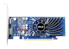 Asus PCI-Ex GeForce GT 1030 Low Profile 2GB GDDR5 (64Bit) (1228/6008) (DisplayPort, HDMI) (GT1030-2G-BRK)