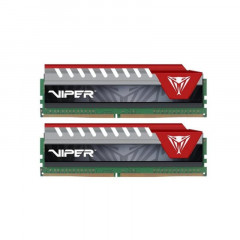 Patriot DDR4 8GB (2x4GB) 2400 MHz Viper (PVE48G240C5KRD)