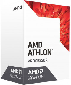 Процессор AMD Athlon X4 950 3.5GHz/2MB (AD950XAGABBOX) AM4 BOX