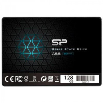 "Накопичувач SSD 2.5"" Silicon Power 128GB (SP128GBSS3A55S25)"