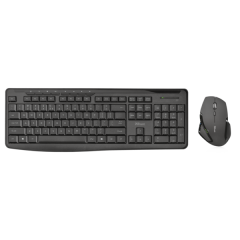 IT набор Trust Evo wireless keyboard with mouse ENG/RUS/UKR (21383)