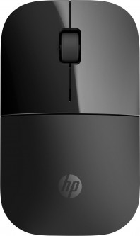 Мышь HP Wireless Z3700 (V0L79AA) Black