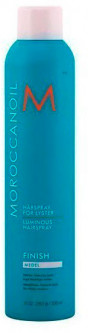 Лак для сияния волос Moroccanоil Luminous Hairspray Medium Finish средней фиксации 330 мл (7290011521592)
