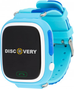 Смарт-часы Discovery iQ4000 Touch GPS Blue
