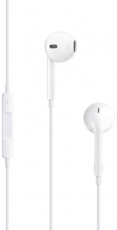 Наушники+ДУ Apple iPhone EarPods with Mic (MNHF2ZM/A)