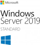 Microsoft Windows Server 2019 Standard Edition x64 Russian 16 Core DVD ОЕМ (P73-07797)