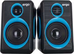 Ergo S-165 Black/Blue