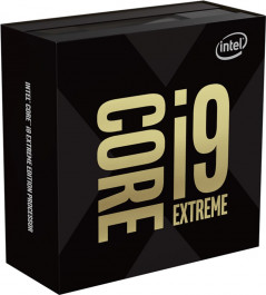 Процессор Intel Core i9-9980XE X-Series 3.0GHz/8GT/s/24.75MB (BX80673I99980X) s2066 BOX