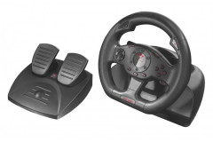Рулевое колесо Trust GXT 580 Vibration Feedback Racing Wheel (21414)