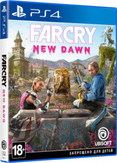 Far Cry. New Dawn (PS4, русская версия)