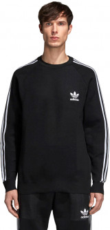 Свитшот Adidas DH5754 XL Black (4059807604900)