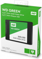 "Western Digital Green 480GB 2.5"" SATAIII 3D NAND TLC (WDS480G2G0A) - зображення 4"