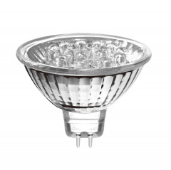 Светодиодная лампа Italux 759161826 Luxram Deco Led Mr16 Gu5.3 12V 0.7W Warmwhite 20°