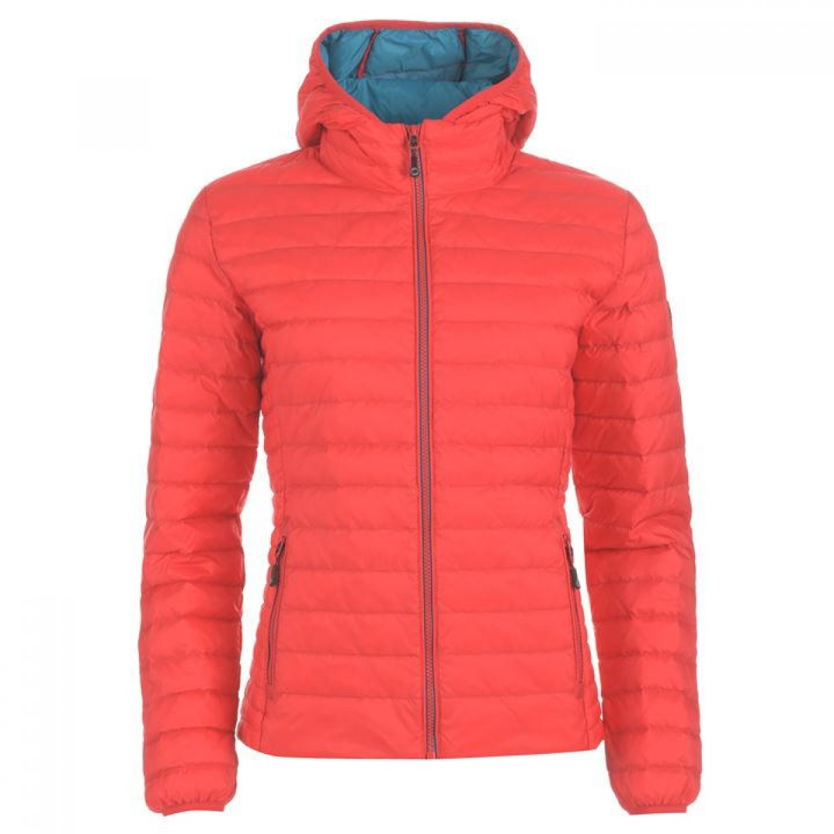 Куртка Karrimor Ladies Hooded Fuchsia a7dd08ad3e125