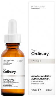 Сыворотка для лица The Ordinary Ascorbic Acid 8% + Alpha Arbutin 2% 30 мл (769915194524)