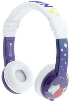 BuddyPhones Foldable Pama Purple (BP-MN-PAMA)