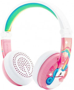 BuddyPhones Wave Unicorn Pink (BT-BP-WV-UNICORN)