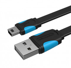Кабель Vention USB 2.0 A - Mini USB B, 1.0m