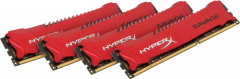 Оперативная память HyperX DDR3-1866 32768MB PC3-14900 (Kit of 4x8192) Savage (HX318C9SRK4/32)